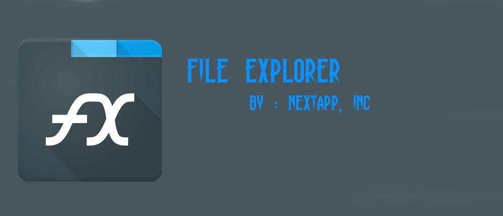 دانلود نرم افزار فایل منیجر قدرتمند برای اندروید