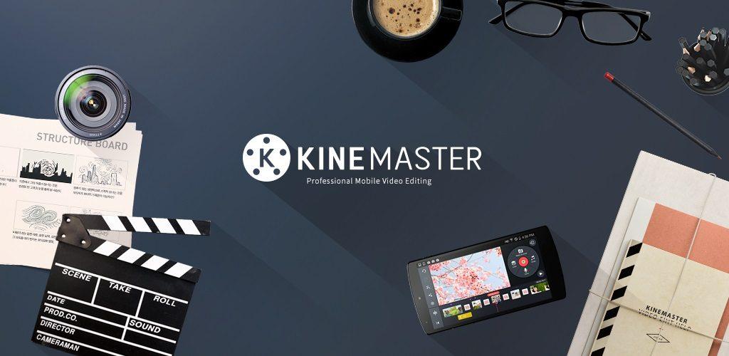 دانلود نرم افزار KineMaster Pro اندروید