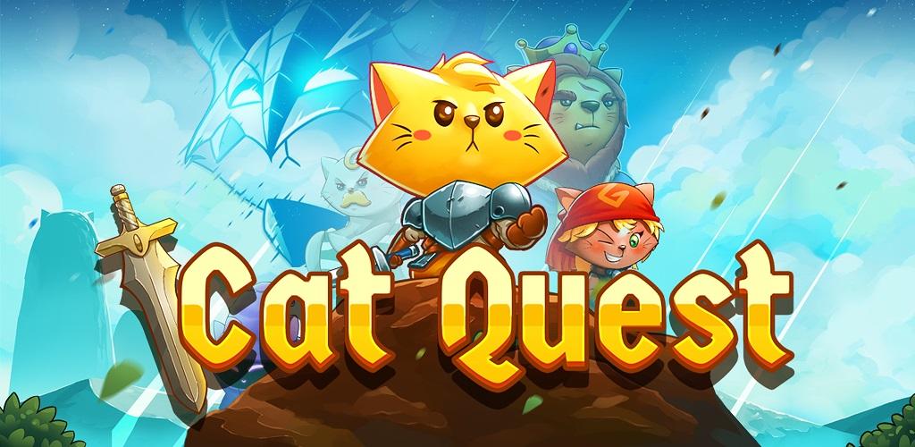 دانلود بازی Cat Quest  اندروید + مود