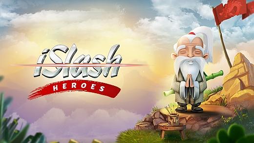 دانلودبازی iSlash Heroes اندروید